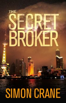 The Secret Broker by Simon Crane