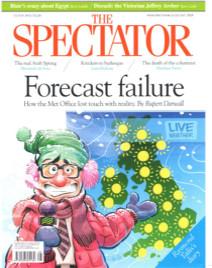 Spectator cover