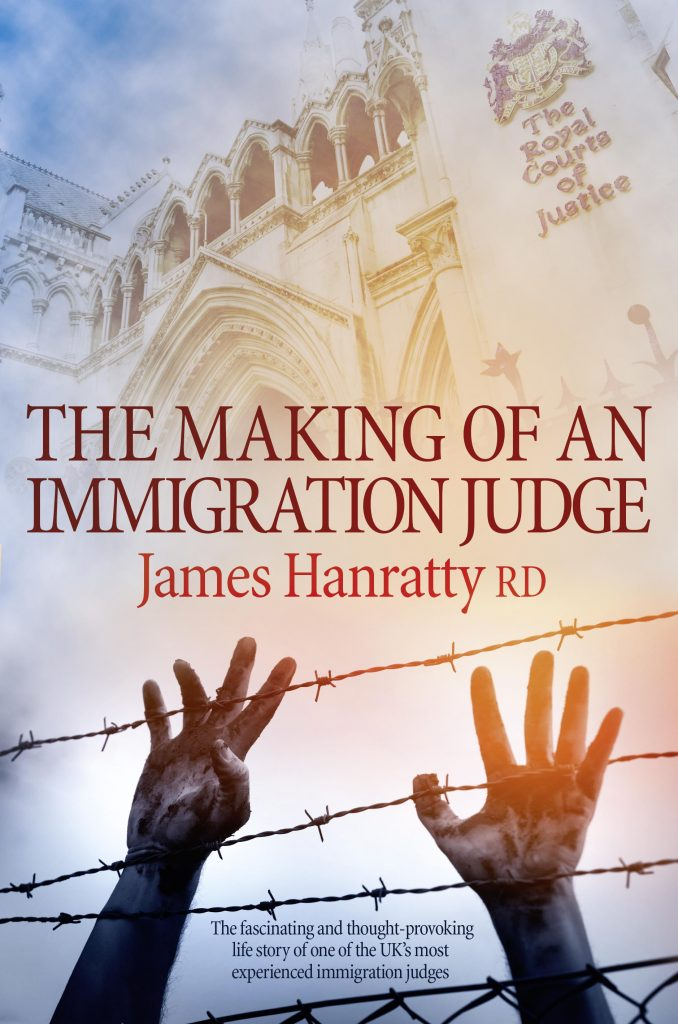 The Making of an Immigration Judge front cover